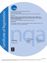 NQA Certificate of Registration